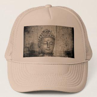 Vintage Buddha-Art Truckerkappe