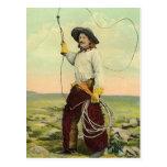 Vintage Cowboys 22 Postkarten