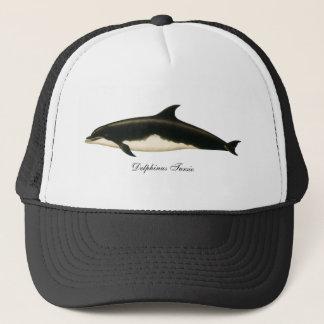 Vintage Delphine, Marinetiere und Säugetiere Truckerkappe