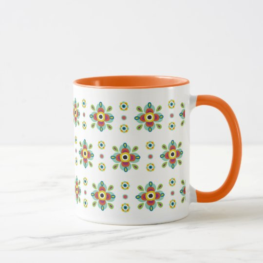Vintage Design Tasse