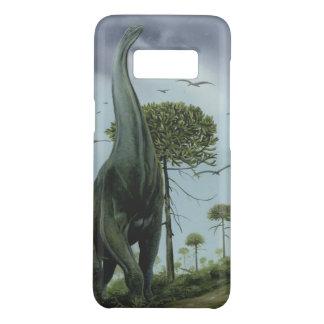 Vintage Dinosaurier, Sauroposeidon mit dem Case-Mate Samsung Galaxy S8 Hülle