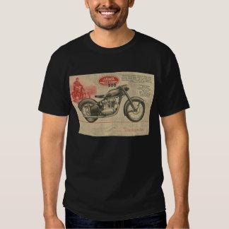 Vintage Dreißigerjahre Jawa T Shirts