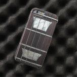 Vintage elektrische Gitarre Tough iPhone 6 Hülle