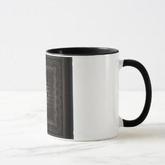 Vintage Entwurfs-Tasse Tasse