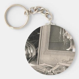 Vintage Erinnerungen Schlüsselanhänger