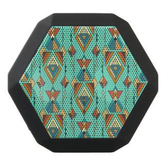 Vintage ethnische Stammes- aztekische Verzierung Schwarze Bluetooth Lautsprecher