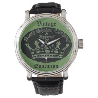 Vintage Evolutions-Uhr (ursprüngliches Armbanduhr