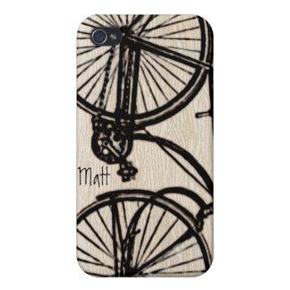 Vintage Fahrrad iPhone Abdeckung iPhone 4 Hülle