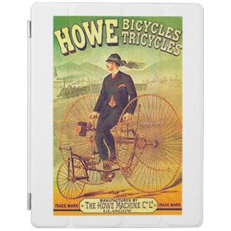 Vintage Fahrräder iPad Hülle