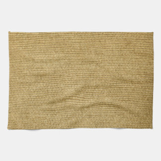Vintage Flechtweide gesponnenes inspiriertes Handtuch
