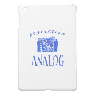Vintage Fotografie-lustige iPad Mini Cover