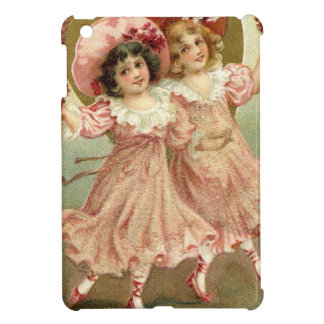 Vintage Freundschaft des Valentines Tages iPad Mini Hülle