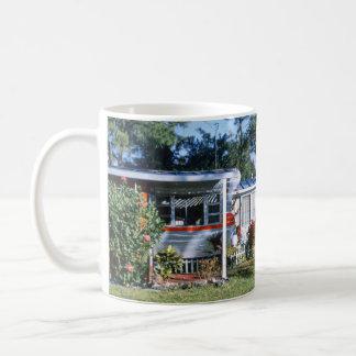 Vintage Fünfzigerjahre St Petersburg Florida des Kaffeetasse