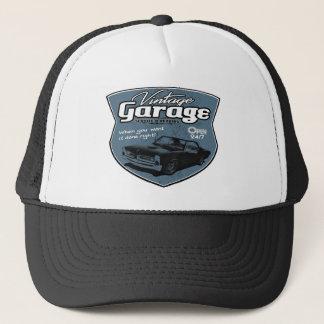 Vintage Garage GTO Truckerkappe