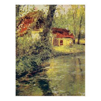 Vintage Garten-Kunst - Ede, Frederic Postkarte