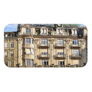 Vintage Gebäude, Luzerne iPhone 4 Cover