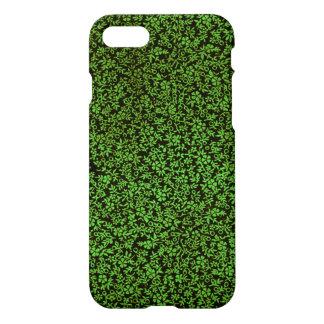 Vintage grüne mit BlumenBlumen iPhone 8/7 Hülle