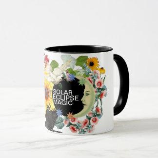 Vintage himmlische Kaffee-Tasse der Tasse