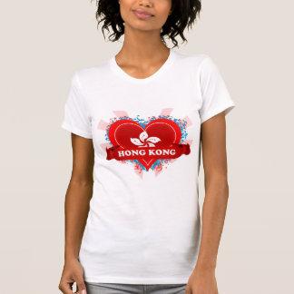 Vintage i-Liebe Hong Kong T-Shirt