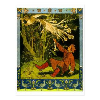 Vintage Illustrations-Postkarte Postkarte