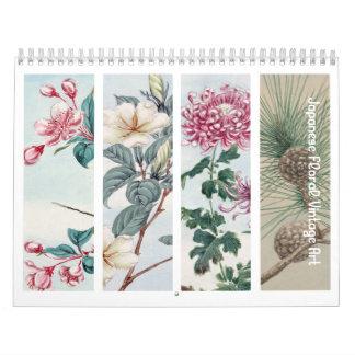 Japan kalender for Japanische blumenkunst