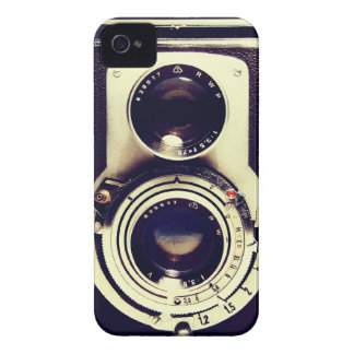 Vintage Kamera iPhone 4 Case-Mate Hülle