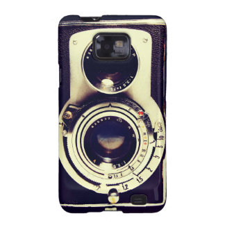 Vintage Kamera Samsung Galaxy SII Cover