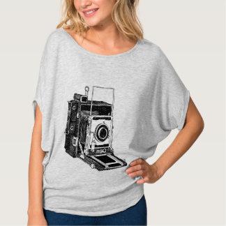 Vintage Kamera T Shirt