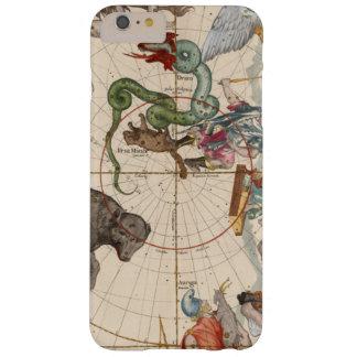Vintage Karte des Nordpols Barely There iPhone 6 Plus Hülle