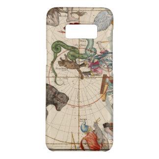Vintage Karte des Nordpols Case-Mate Samsung Galaxy S8 Hülle