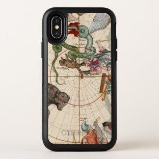 Vintage Karte des Nordpols OtterBox Symmetry iPhone X Hülle