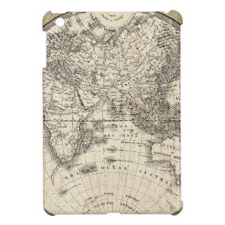 Vintage Karte von Europa und von Asien iPad Mini Hüllen