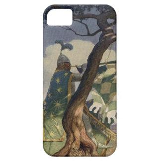 Vintage König Arthur 5 iPhone 5 Abdeckung iPhone 5 Case