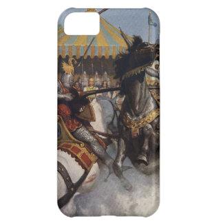 Vintage König Arthur 6 iPhone 5 Abdeckung