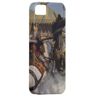 Vintage König Arthur 6 iPhone 5 Abdeckung iPhone 5 Etui