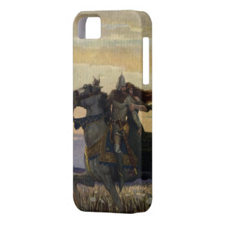 Vintage König Arthur Series 1 iPhone 5 Abdeckung iPhone 5 Cover
