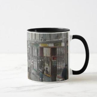 Vintage kornische Geschäfts-Tasse Tasse