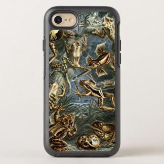 Vintage Kröten und FröscheBatrachia durch Ernst OtterBox Symmetry iPhone 8/7 Hülle
