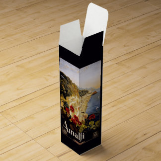 Vintage kundenspezifische Wein-Geschenkboxen Wein-Geschenkverpackung
