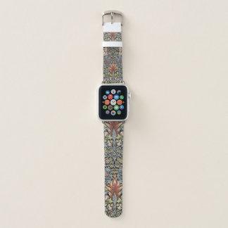 Vintage Kunst GalleryHD Williams Morris Snakeshead Apple Watch Armband