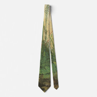 Vintage Kunst, großes Stück Rasen durch Albrecht Individuelle Krawatten
