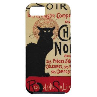 Vintage Kunst Nouveau, Le Chat Noir Hülle Fürs iPhone 5
