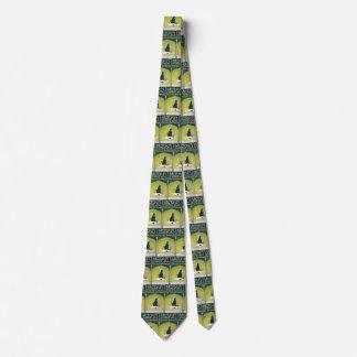Vintage Kunst Nouveau, Victoria Fahrrad Werke, Personalisierte Krawatte