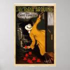 Vintage Kunst Victoria Arduino 1922 Poster