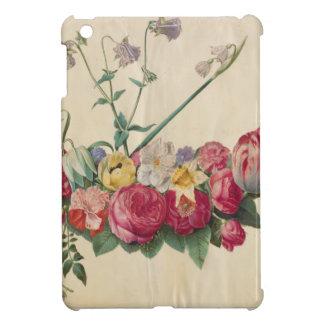 Vintage KunstblumenWreath Hüllen Für iPad Mini