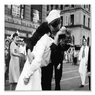 Vintage küssende Couple.Hug Kuss-Fotografie