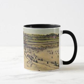 Vintage Küste-Tasse Tasse