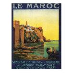 Vintage Le Maroc Marokko Postkarte