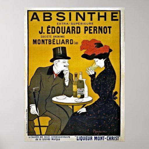 Vintage Leonetto Cappiello Wermutanzeige Plakatdruck