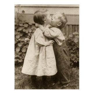 Vintage Liebe Romance romantisch Save the Date